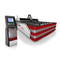 Buy cheap 3015 700w 1000w Metal Sheet CNC Fiber Laser Cutting Machine Price product
