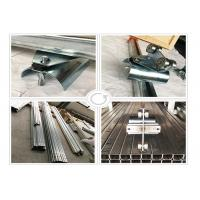 Buy cheap C32 Crane C Track/ Festoon Rail Trolley/ Cable Trolley from wholesalers