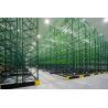 Buy cheap Q235B Steel Warehouse Pallet Storage Racks  Movable  ,  Warehouse Storage Racking Metal Shelving product