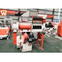 Buy cheap 1.5 - 12mm Pellet Size Chicken Feed Pellet Machine High Efficiency For Farm product
