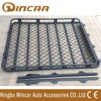 Buy cheap Full Frame Car Roof Racks Black Color For Jeep Cherokee Discovery 3 / 4 product
