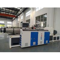 Buy cheap Waste Plastic Pvc Ceiling Panel Production Line Extrusion Customized Length product