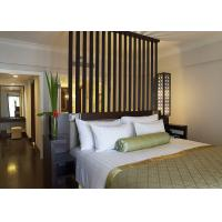 Quality Bedroom furniture hotel furniture set 5 star wooden wall TV panelling latest design for sale