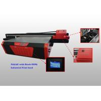 Buy cheap Digital Flatbed UV Glass Printer With Ricoh GEN5 Industrial Print Head product