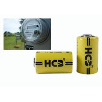Buy cheap 900mAh Bobbin 1/2AA CR14250SE Lithium Battery Replacement For Utility Metering NB-IoT Battery for Sensor product
