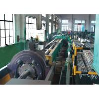 Buy cheap 90mm OD Steel Pipe Making Machine 90mm For Seamless Pipe Production 70m/Min product