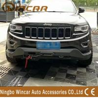 Buy cheap Steel Material 4X4 Off-Road Accessories Front Bumper Bull Bar For Cherokee 2014+ product