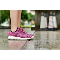 Buy cheap Pink Woman Shoes kanye adidas Yeezy350 Boost low size 36-40 with box product