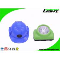 Buy cheap Msha Approved Cordless Mining Lights , 480mA Miner Hat Light with OLED Screen Explosion Proof Impact Proof product