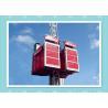 Buy cheap Double Cage 2 Ton  Passenger Material Hoist Construction Site Elevator product