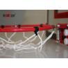 Buy cheap Unbreakable Adjustable Basketball Hoop , Breakaway Rim Office Basketball Hoop product