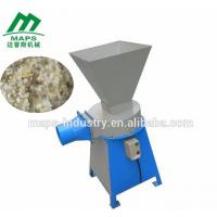 Buy cheap Customized Fabric Sponge Cutting Machine / Foam Shredder Machine 7.5 KW Power from wholesalers