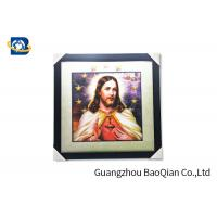 Buy cheap 30 X40 CM And 0.6 MM 5D Pictures For Jesus / Custom Lenticular Printing product