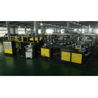 Buy cheap PLC Double Layer Stretch Wrap Machine For Furniture Packing 500 - 1000 mm product