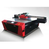 Buy cheap High Resolution 5 Colors Industrial Printing Machines With UV Curing Inks product