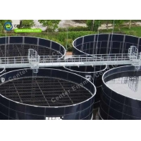 Buy cheap ISO 9001 Potable Water Storage Tanks For Water Supply Treatment product
