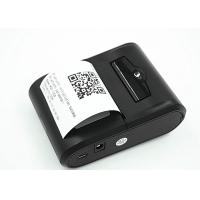 Buy cheap Bluetooth interface 58mm paper width portable thermal printer support android systems product