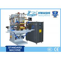 Buy cheap Stainless Steel Electric Box Automatic Welding Machine With Auto Rotaty Feeder product