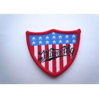 Buy cheap Apparel Iron On Clothing Patches Environmental For Home Textile product