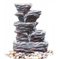 Buy cheap Customized Carved Natural Rock Water Fountains For Garden Ornaments product