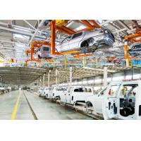 Buy cheap Vehicle Assembly Line Automotive Manufacturing Equipment Business Partners product