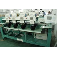Buy cheap 4 heads cap shirt embroidery machine product