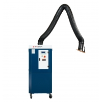 Buy cheap Polyester Filter Soldering Portable Smoke Extractor product