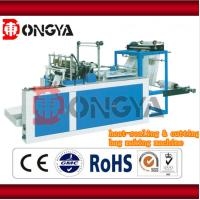 Buy cheap Automatic Pouch Packing Machine , Plastic Ldpe Bag Making Machine product