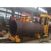 Buy cheap Professional Industrial CNC Pipe Cutting Machine 5000mm/ Min Max Speed product