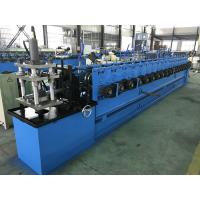 Quality Wall panel structure Solar Roll Forming Machine 18.5KW 1.5 - 2.5mm for sale