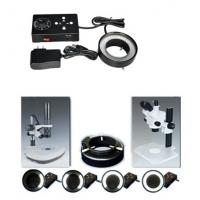 Buy cheap Intensity Adjustment Stereo Zoom Microscope LED Ring Lamp Accessories product