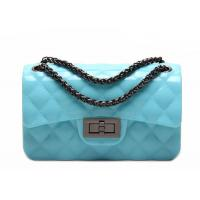 Buy cheap Durable Waterproof Silicone Beach Jelly Bag , Casual Clutch Bags For Female product