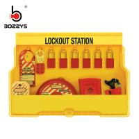 Buy cheap Multi Purpose Steel Lockout Station Customized Color For Industrial Safety product