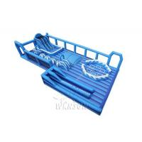 Buy cheap EN14960 high quality durable pvc inflatable playground, indoor inflatable from wholesalers
