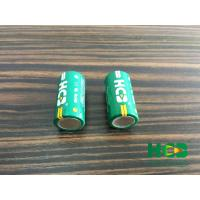 Buy cheap CR123A 2100mAh 3V Primary Lithium Batteries for Security Industry -40°C to +85°C Meter and Sensor product