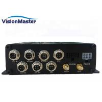 Buy cheap 1080p AHD 4G Mobile DVR WIFi SD Card 4 Channels 1 Years Warranty For Vehicle product