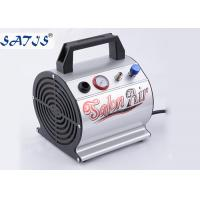 Buy cheap Small Mini Air Compressor For Airbrushing Auto Start / Stop Fuction For 0.2-0.5mm Nozzle product