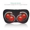 Buy cheap Neck Massager Pillow With Heat Shiatsu And Deep 3D Kneading Massage Black Mesh product