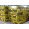 Buy cheap Rock Wool , Fireproofing Rock Wool Insulation Block  From Molten Basalt Rocks product