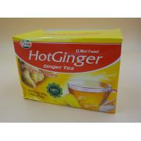 Buy cheap Ginger Tea with Honey Instant Drink Powder Particle Calorie Free 10 G * 20 Pcs product