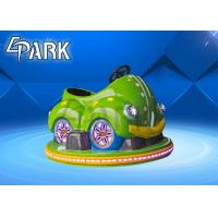 Buy cheap Outdoor Playground Kids Bumper Car With Electrical System / Battery Bumper Cars from wholesalers