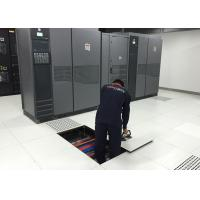 China 60X60/50X50 hpl covering Raised Floor Panels High Strength Data Center Server Room access Floor on sale
