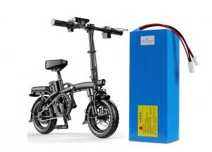 Buy cheap 36V 10.4Ah Lithium Ion Battery Pack LG 18650 For Ebike product
