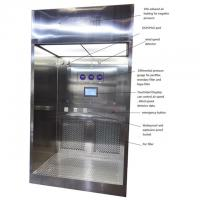 Buy cheap ISO5 Nagative Pressure Unit Downflow Dispensing Booth For Pharma  /  Biotech  Industry product