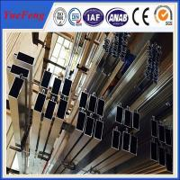 Buy cheap ISO 9001 industrial aluminium profile for glass curtain wall price per kg product