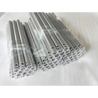 Buy cheap 7005 T5 Aluminum Alloy Round Tube  for Tent with Drilling Holes and Punching product