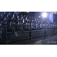 Buy cheap Exciting 3 DOF Motion Chair 5D Movie Theater For Playground Center product