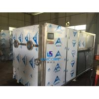 Vegetable Fruit Meat  Vacuum Freeze Dryer With 304 Stainless Steel Material