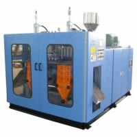 Buy cheap KAL80-12L Double Station Automatic Extrusion Blow Molding Machine product