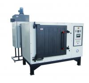 Buy cheap FPJ Hot Air Circulating Debinding Furnace , High Temp Furnace 450*400*400mm Hearth Size product